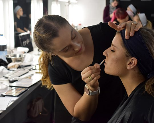 Basic Makeup short course, Retail Cosmetics certificate, Makeup Artist, Study Makeup