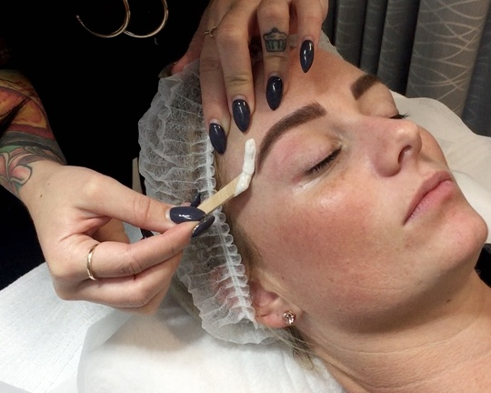 Study Lash and Brows with AACM