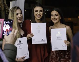 Makeup Diploma Graduates